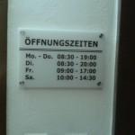 Plexi Schild Innsbruck
