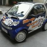 Auto Beschriftung Tirol Innsbruck