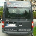 Bus Beschriftung Innsbruck Tirol