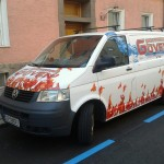 Car Wrap Innsbruck Tirol